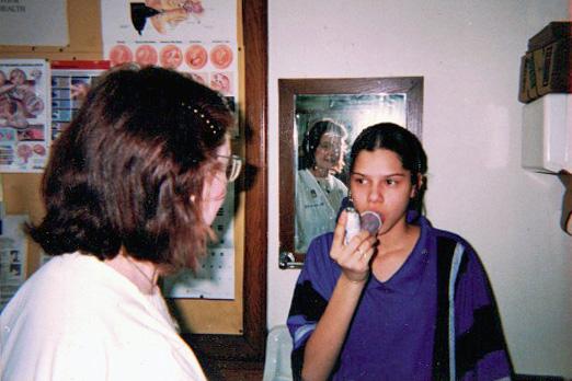 dorothy-keeney-student-inhaler